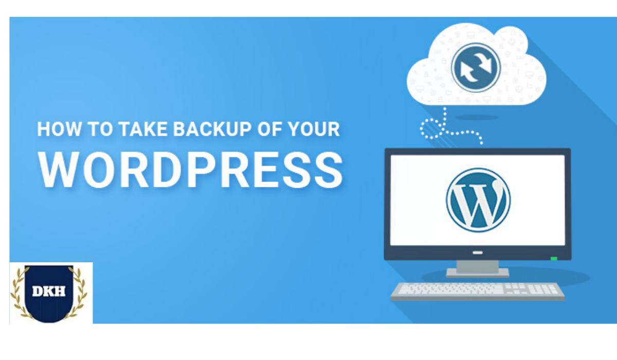 How to Take a Backup of a WordPress Website – Easy Explanation in Hinglish