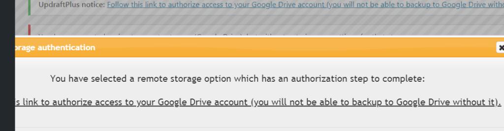 Authorize it